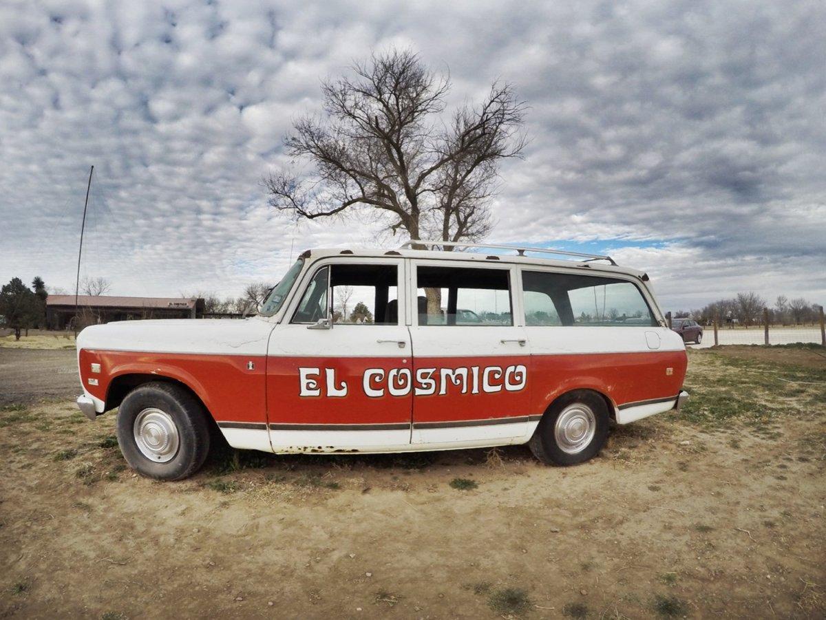 El Cosmico - Marfa, TX