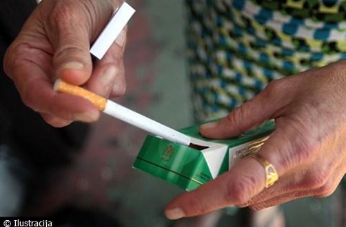 mentol-cigarete