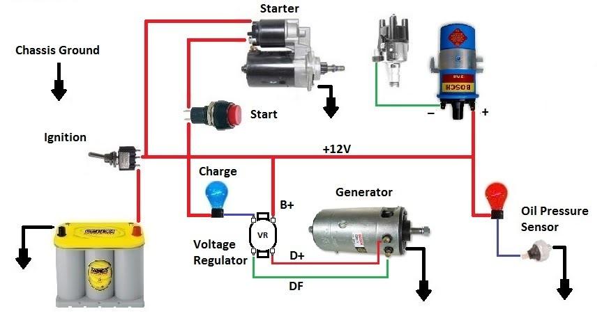 Vw Starter Wiring Online Wiring Diagram