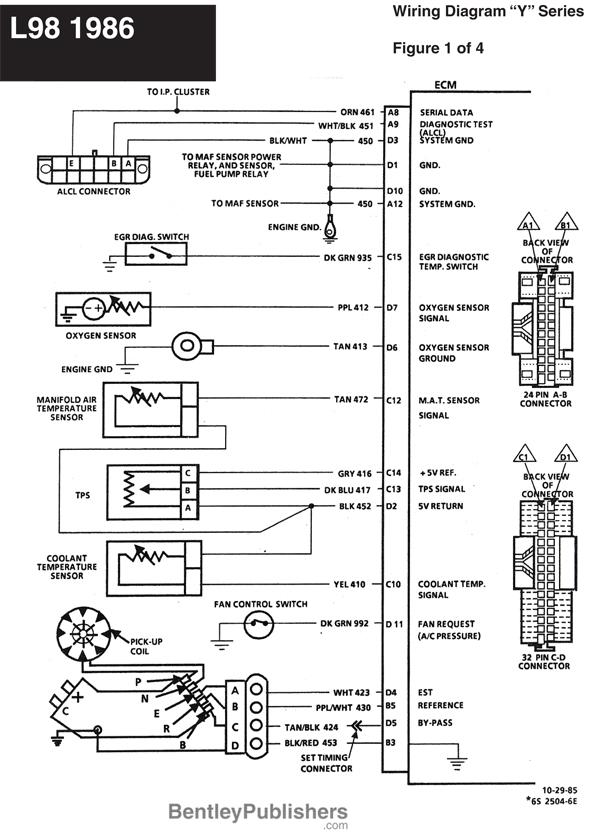 Corvette C4 Radio Wiring Harness - 3acemobejdatscarwashserviceinfo \u2022