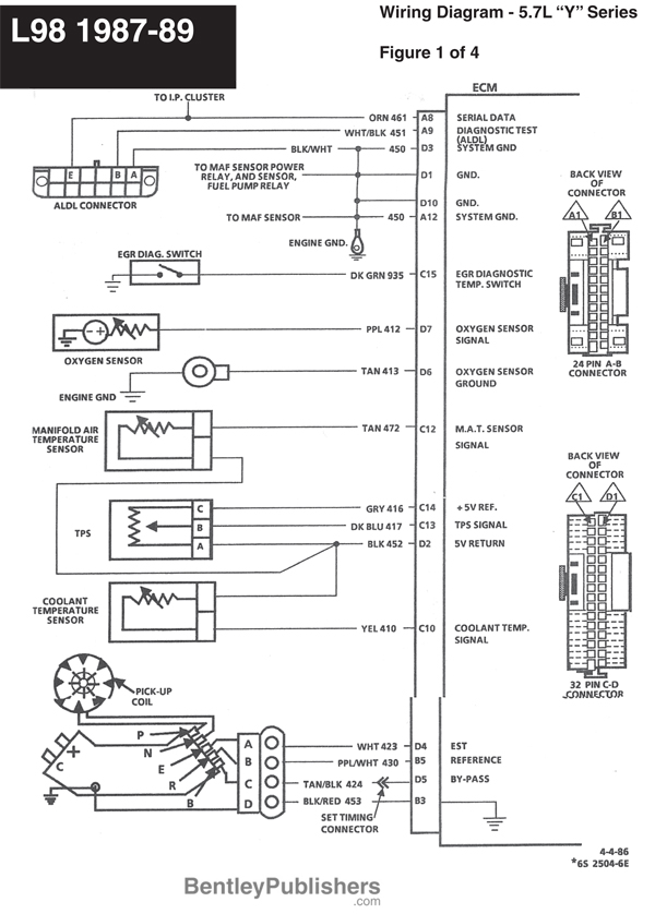 89 Chevy Wiring Diagram Wiring Diagram