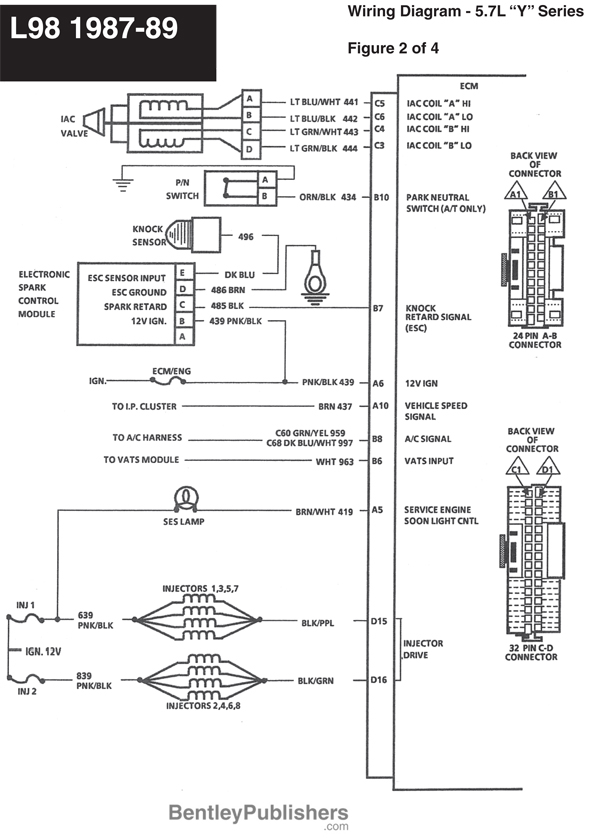 95 Chevy Camaro Wiring Diagram Electrical Circuit Electrical