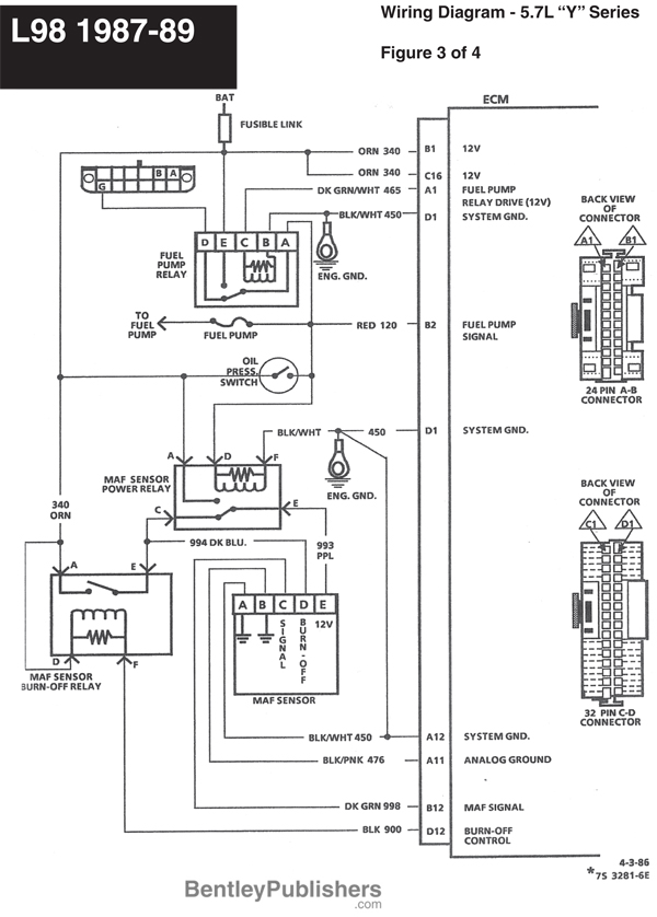 1989 Camaro Engine Wiring Diagram Wiring Diagram