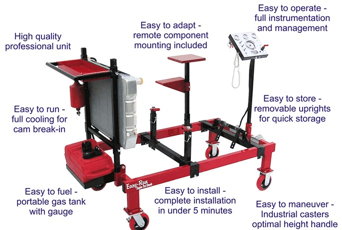 Easy Run Engine Test Stand Plans On Engine Run Stand Wiring Diagram