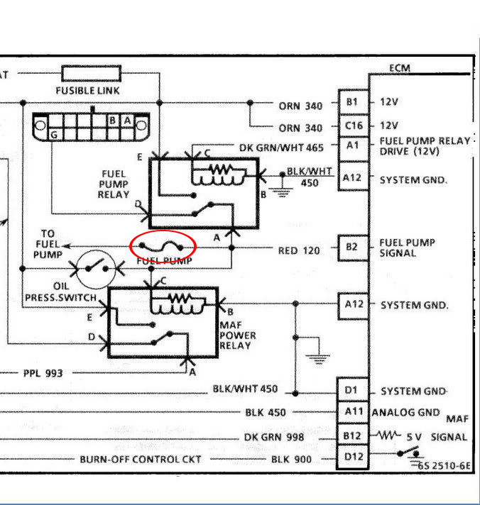 C6 Fuse Diagram Wiring Diagram