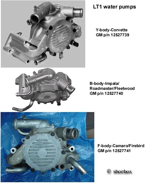 LT1 cooling info Grumpys Performance Garage