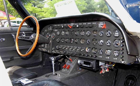 Wallpapers Of Car Corvette Convertible With Black Lights Corvette Digital Cluster Repair Or Replacement Link