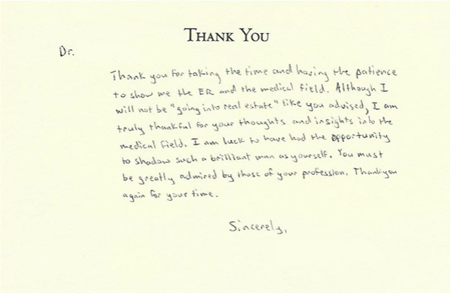 thank you note to nurses and doctors - Maggilocustdesign - thank you letter to doctor