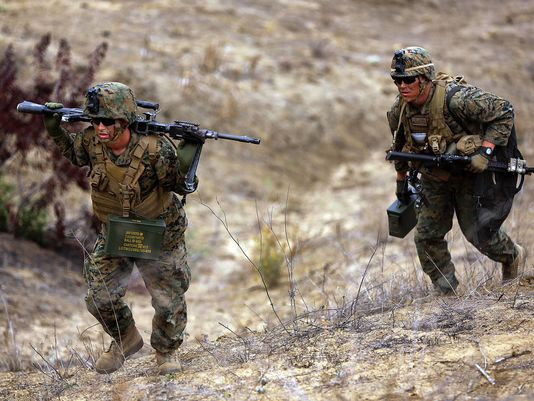 New MOS approved for Marine infantry squad leaders Grunt Report - marines infantry assaultman