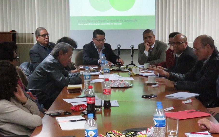 Comisión de trabajo por una gestión sostenible de los recursos naturales y ambiente sigue evaluando propuesta de creación de un nuevo ministerio