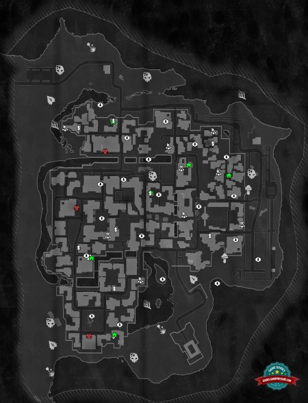 Zombies Town Strategy