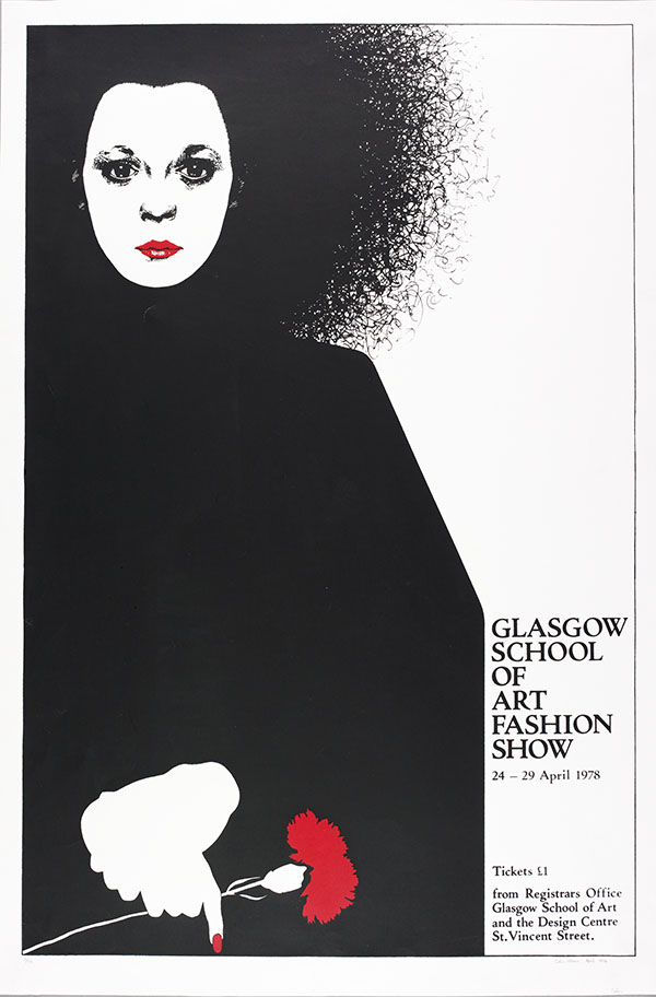 The Art of Posters - GSA Archives  Collections - fashion poster design