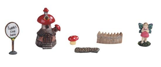 3quot Fantasy World Miniature Set Gsc Imports