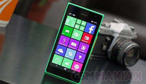 Nokia Lumia 735 / fot. gsmManiaK.pl