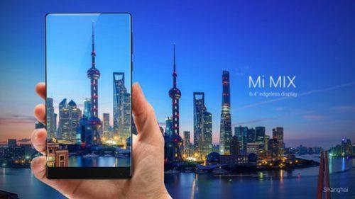 Xiaomi Mi 7 jak Xiaomi Mi Mix? / fot. producenta
