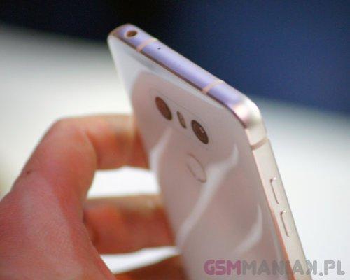LG G6 ze złączem jack 3,5 mm / fot/ gsmManiaK