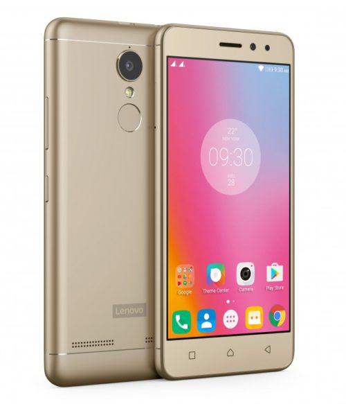 Lenovo K6 Power / fot. producenta
