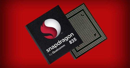 Flagowy Snapdragon 835 / fot. Qualcomm