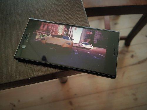 Sony Xperia XZ1 Compact / fot. gsmManiaK.pl