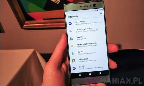 Sony Xperia XA2 / fot. gsmManiaK