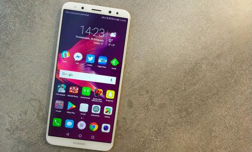 Huawei Mate 10 Lite / fot. gsmManiaK