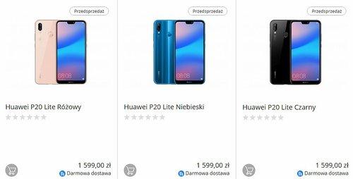 Cena Huawei P20 Lite w x-kom