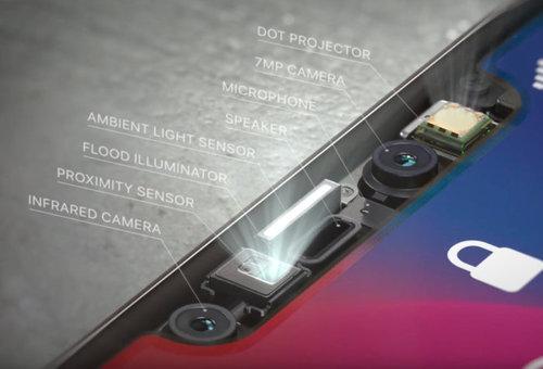 Tak wygląda moduł od Apple / fot. Apple