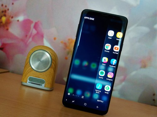 Samsung Galaxy S9/fot. GsmManiaK