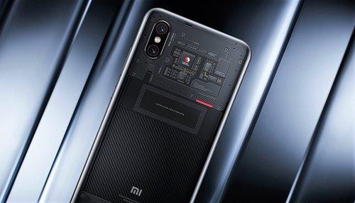 Xiaomi Mi 8 Explorer Edition / fot. Xiaomi