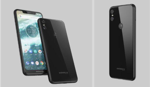 Motorola One / Fot. Motorola