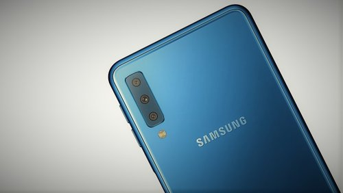Samsung Galaxy A7 / fot. gsmManiaK