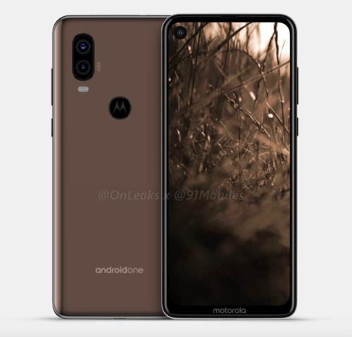 Motorola P40/fot. SlashLeaks
