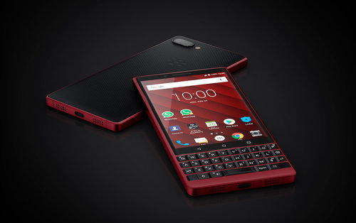 BlackBerry KEY2 Red Edition_2