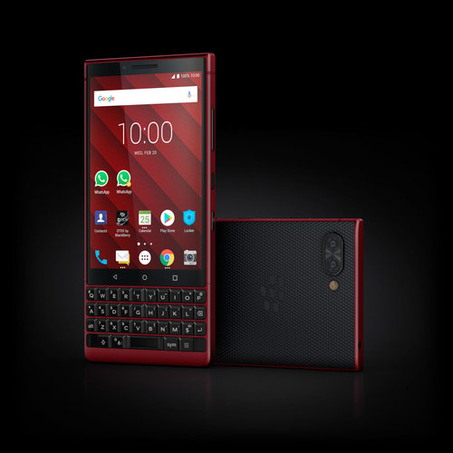 BlackBerry KEY2 Red Edition_4