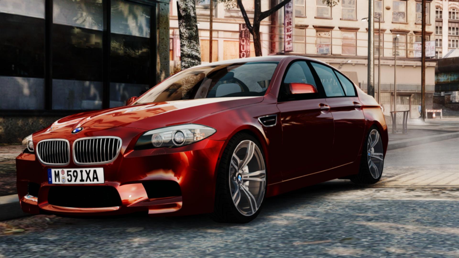 Gta 5 Cars Wallpaper Download Gta Modding Com Download Area 187 Gta Iv 187 Cars 187 Bmw M5 F10