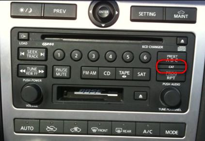 Bluetooth and iPhone/iPod/AUX Kits for Nissan Murano 2003-2008 \u2013 GTA