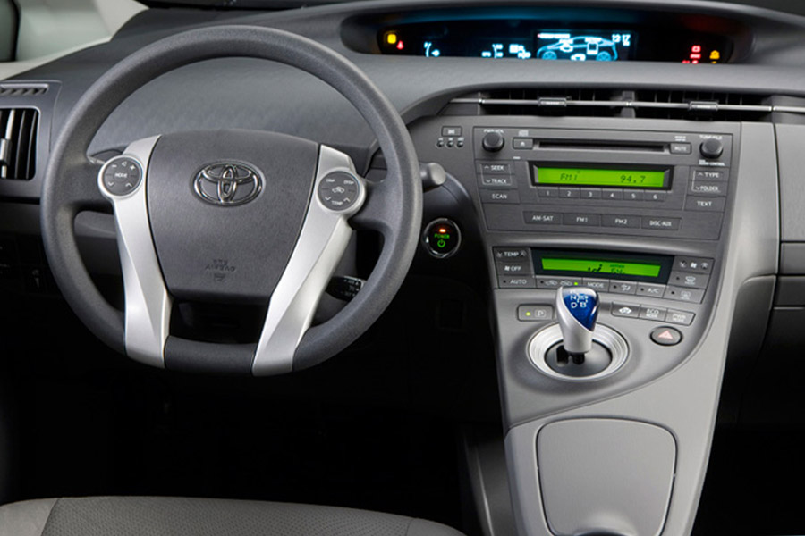 Bluetooth And Iphone Ipod Aux Kits For Toyota Prius 2010