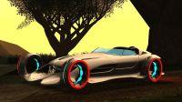 GTA San Andreas Mercedes Benz Silver Lightning Mod ...