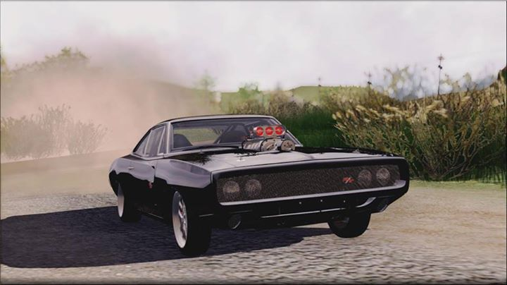 Ibrahim 3d Name Wallpaper Gta San Andreas 1970 Dodge Charger R T Quot Dominic Toretto