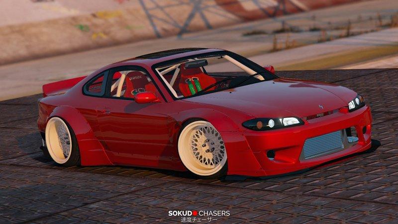 Fast And Furious Car Wallpaper Download Gta 5 Nissan Silvia S15 Rocket Bunny Mod Gtainside Com