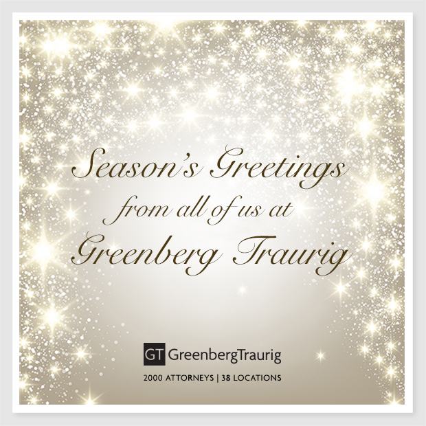 Greenberg Traurig\u0027s Business Immigration and Compliance Team Wishes