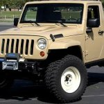 2016 Jeep Wrangler Diesel Model