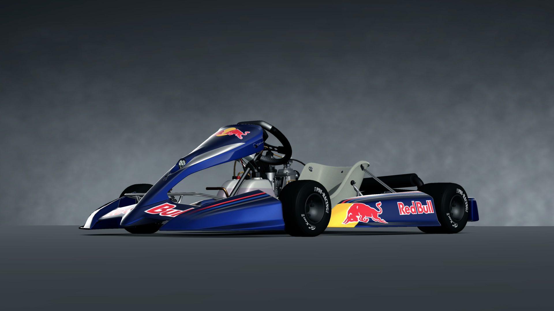 Car Sport Wallpaper Full Hd Gran Turismo Red Bull Racing Kart 125