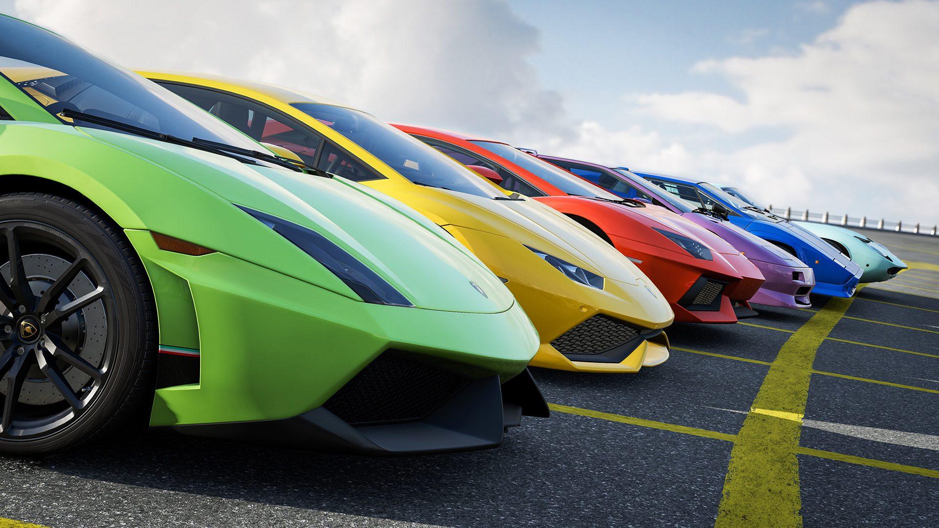 Hybrid Car Lineup Wallpaper 2018 Microsoft Announce Lamborghini Centenario As Next Forza