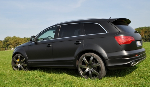 ENCO Exclusive Audi Q7 - GTspirit