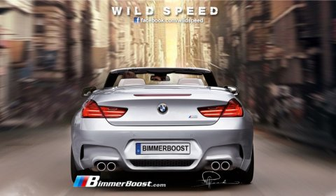 Rendering 2012 BMW F13 M6 Convertible - GTspirit