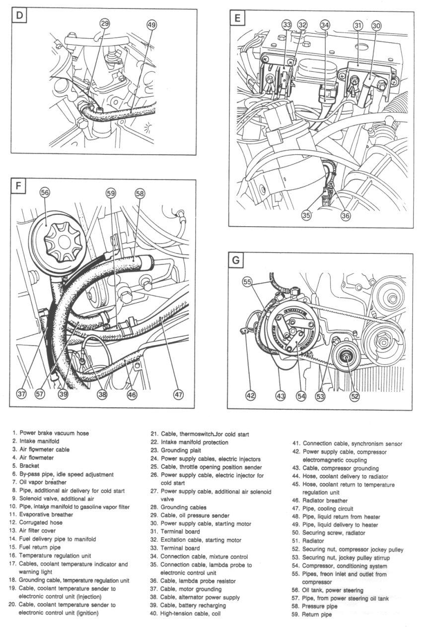 alfa 156 gta wiring diagram