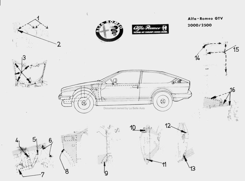 alfa romeo 147 airbag wiring diagram