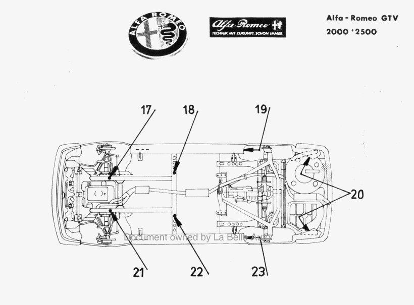 Diagram Alfa Romeo Spider Wiring Diagram Alfa Romeo Gtv Wiring