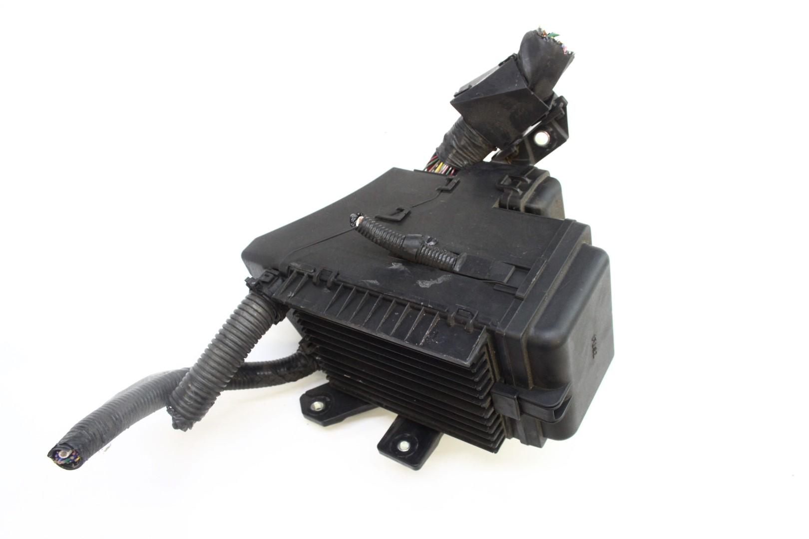 lexus 400h fuse box